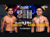 UFC FN Australia Elias Garcia vs Kai Kara France