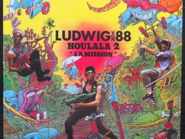 Ludwig Von 88 - Guerriers Balubas [Super Remix]