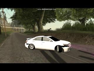 Чет типо Арабского Дрифта или просто как разбить автомобиль Toyota Camry