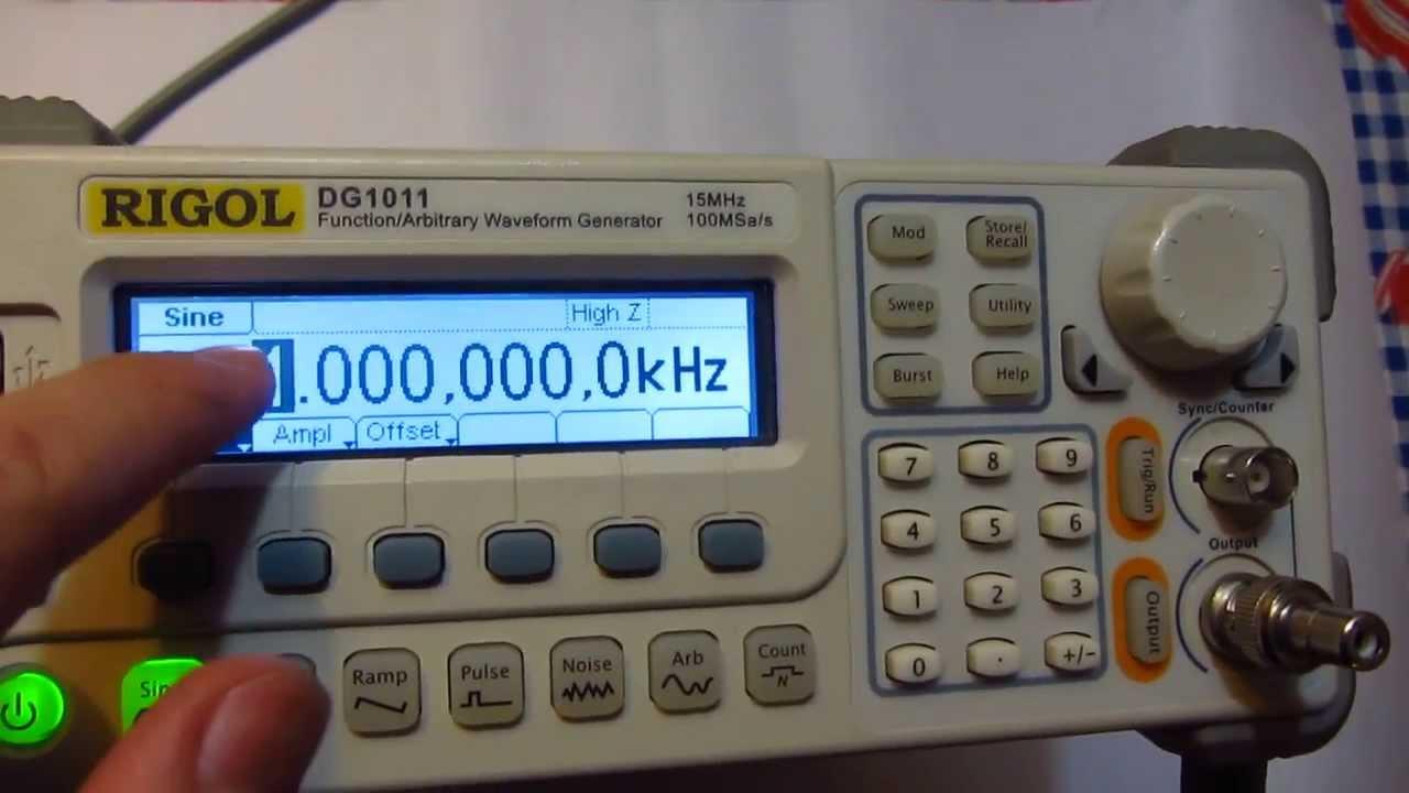 Что нужно искать при покупке новых и подержанных генераторов сигналов