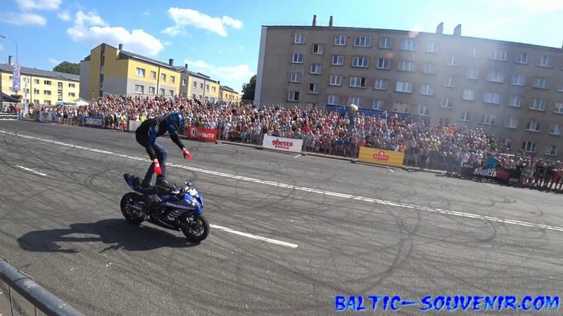 МотоФристайл European Sportbike Freestyle Festival