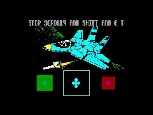 Mega-Rotating Demo - Players Software [zx spectrum AY Music Demo]