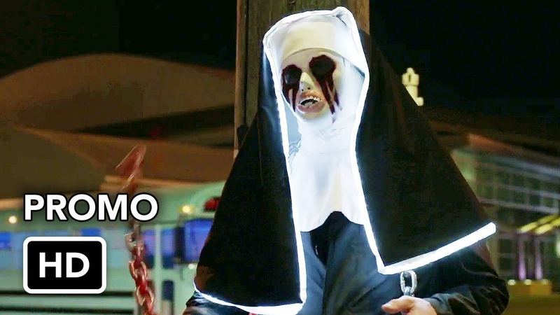 The Purge TV Series (USA Network) Hide or Seek Promo HD