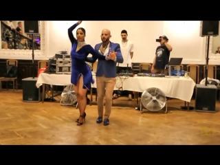 ВОТ ЭТО ТАНЕЦ! Ataka La Alemana танцуют Цыганочку 2018
