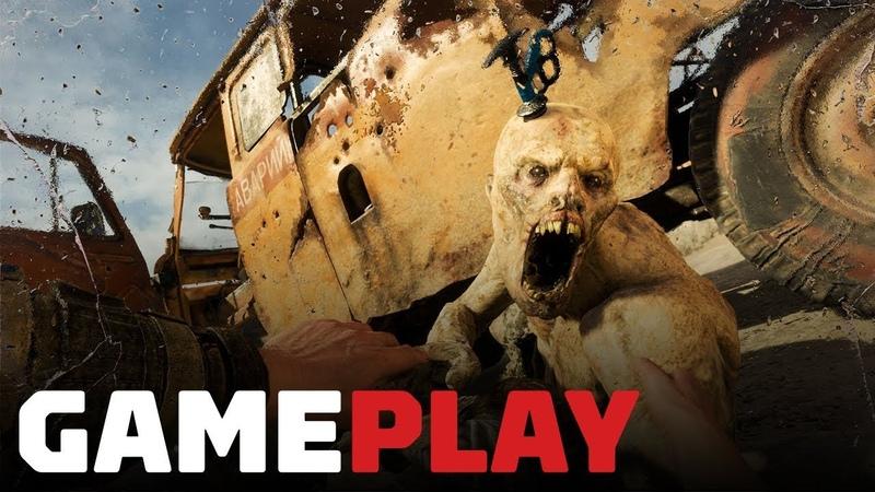10 Minutes of Metro Exodus Gameplay