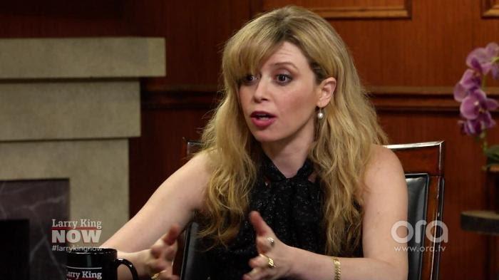 Natasha Lyonne on sex scenes | Larry King Now | Ora.TV