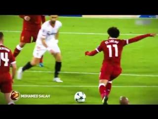 Мохамед Салах  номинант на Золотой мяч