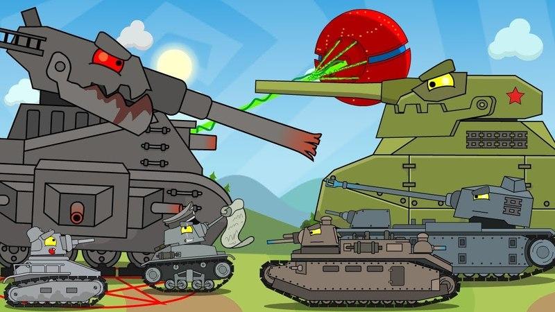 Все серии Левиафана бонусная концовка Мультики про танки worldoftanks wot танки wot