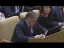 Опять нет денег Депутаты разгромили отчёт Медведева тезисно 3 5 часовой баттл