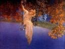 Maxfield Parrish (1870 -1936) ✽ Mike Oldfield / Jungle Gardenia