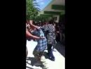 Cuando se arma el baile cholo en la escuela de tu barrio