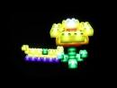 Светящийся конструктор Лего