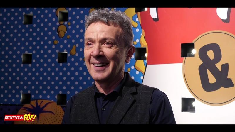 Pupi e Fornelli su TV8 da 21 gennaio - Intervista a Pupo