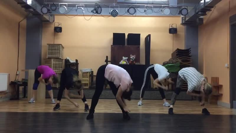 Dancehall Female Крапп Далия 11.11