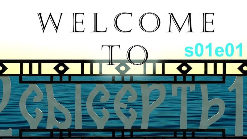 Welcome to Сысерть s01e01 - Поклонный крест