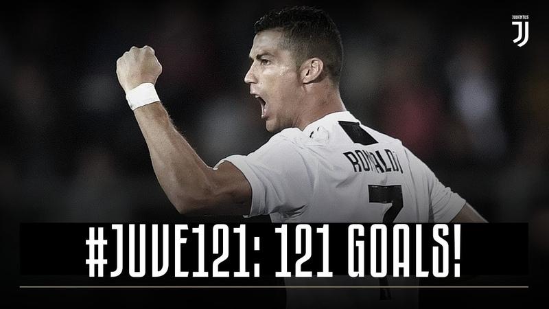 121 years of great Juventus goals!