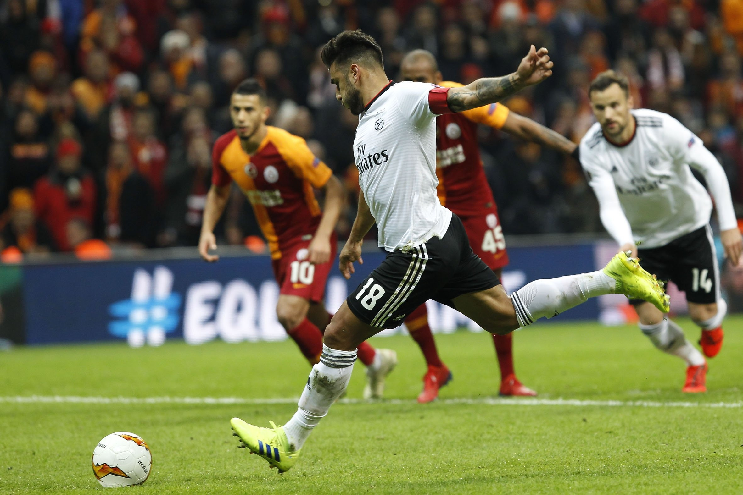 467. Galatasaray - SL Benfica 1:2