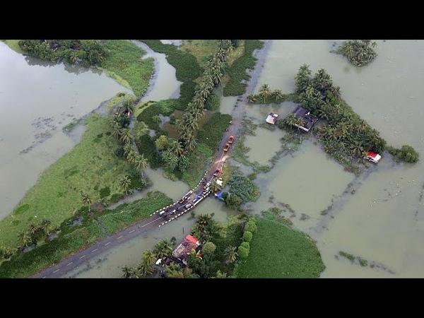 Наводнение в Индии сотни погибших