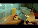 Деба, Япония. Нож после восстановления. И Сунгари на продажу.