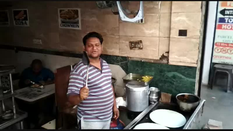 Sonu Ghat House Restaurant, Main Bazar, Pahar Ganj, New Delhi