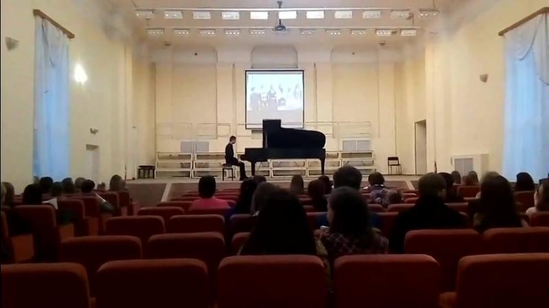 Концерт-встреча выпускников