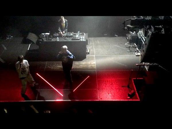 Bladee - Red Light - Live ((BALCONY VIEW)) 16/05/2018 @ O2 Academy Islington, London