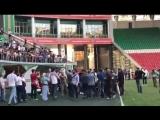 Кадыров привел Салаха на тренировку сборной Египта ЧМ-2018