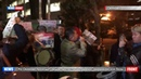 На Окинаве проходит акция протеста за перенос американской базы