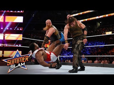 Brutality reigns as The Bludgeon Brothers clash with The New Day: SummerSlam 2018 (WWE Network)