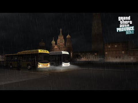 GTA (MTA) Province beta 2.0 Обзор игры Стрим Live.