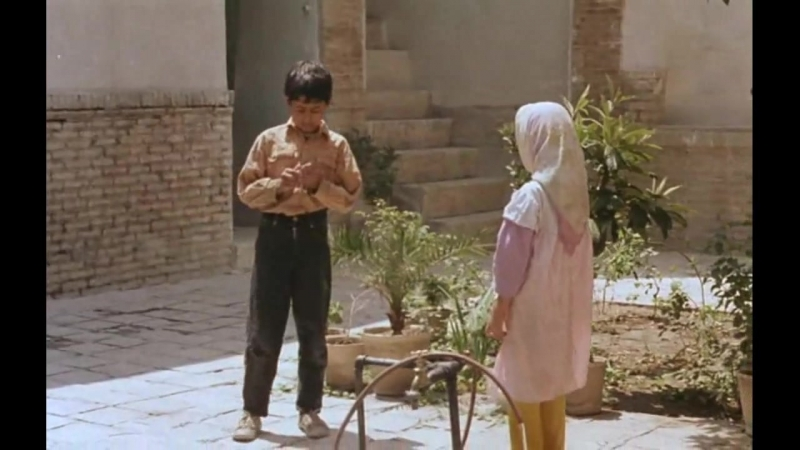 Дети небес (1997), реж. Маджид Маджиди