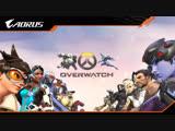 Overwatch  Стрим от AORUS