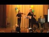 Вивальди. Концерт для двух скрипок.