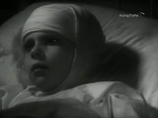 Потрясающий фильм, снятый в блокадном Ленинграде Жила-была девочка 1944