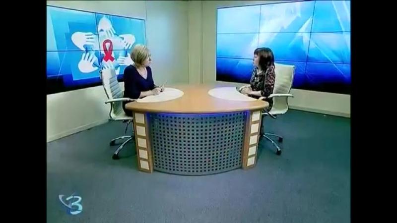 Интервью с медицинским специалистом по проведению Всероссийской акции Стоп ВИЧ/СПИД г.Надым