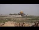 Американский удар 👊 по позициям талибов (запрещено в России) в Афганистане.