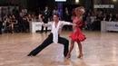 Marius-Andrei Balan - Khrystyna Moshenska GER, Rumba   WDSF World Open Latin