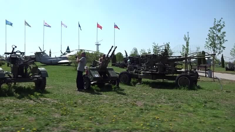 Парковый комплекс истории техники имени К Г Сахарова 8