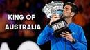 Novak Djokovic ● Top 10 Australian Open Points (HD)