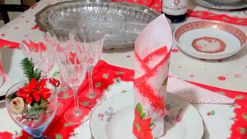 Сервировка Праздничного Стола. Table setting