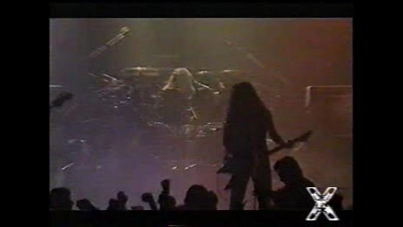Sepultura - Desperate Cry (Live)