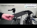 Dynamic Human-Robot Interaction -Realizations of collaborative motion and peg-in-hole-