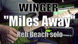 Winger - Miles Away Reb Beach guitar solo (Lepsky F)