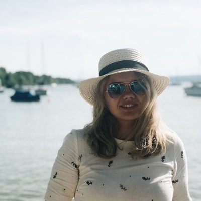 Darya Kavaliova