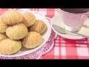 Мягчайшее творожное печенье Лимонная глазурь для печенья