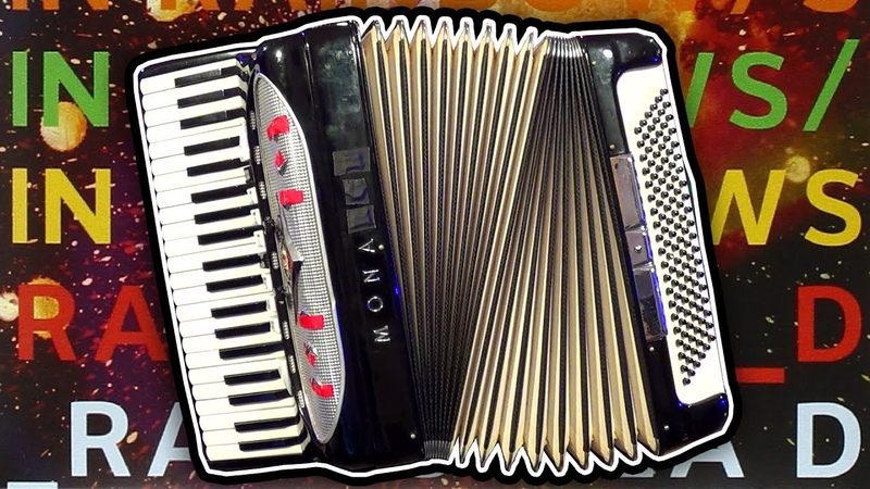 Radiohead Faust Arp accordion cover