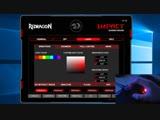 [РасПаковка ДваПаковка] Какой Коврик с RGB подсветкой выбрать? + Игровая мышка Redragon M908