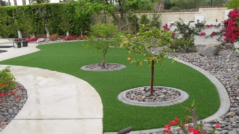 81 Landscaping Ideas - Backyard Front Yard Landscape Design