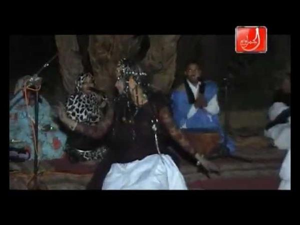 Гуэдра El Guedra célébre danse sahraoui du sahara marocain