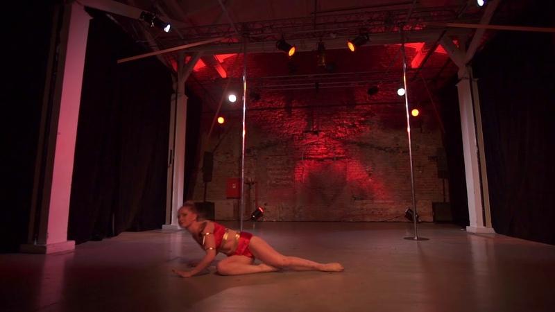 Валерия Новикова | Kats dance studio, отчётный концерт, май 2018
